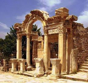 Ephesus-Turkey