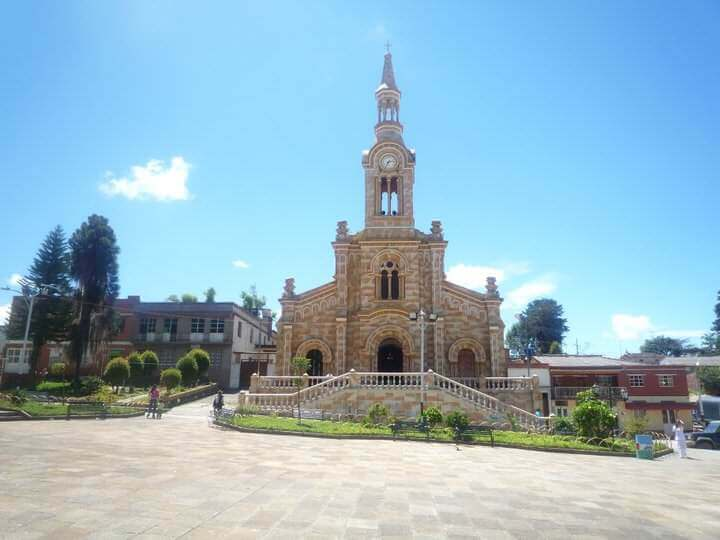 Iglesia_Bolívar_Santander